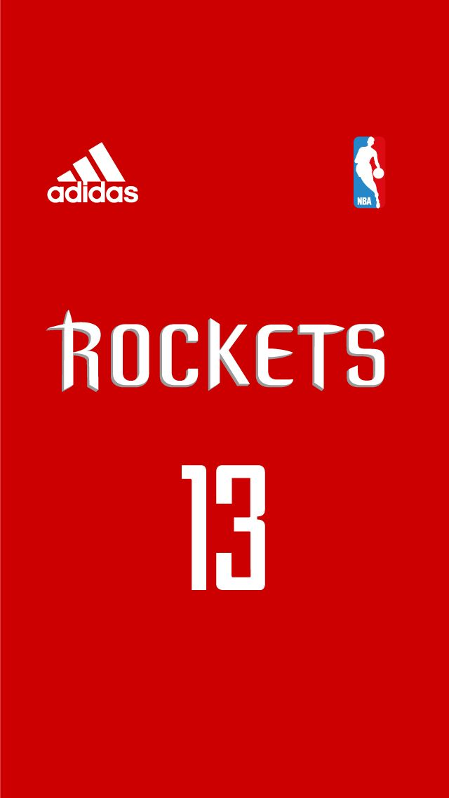Houston Rockets | NBA Jersey Project iPhone 5/5S ...