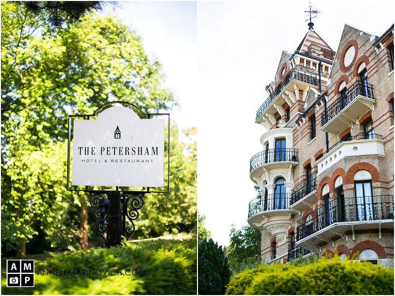 The Petersham Adina Stephen S Summer Wedding In Richmond Park Photos By Anneli Marinovich