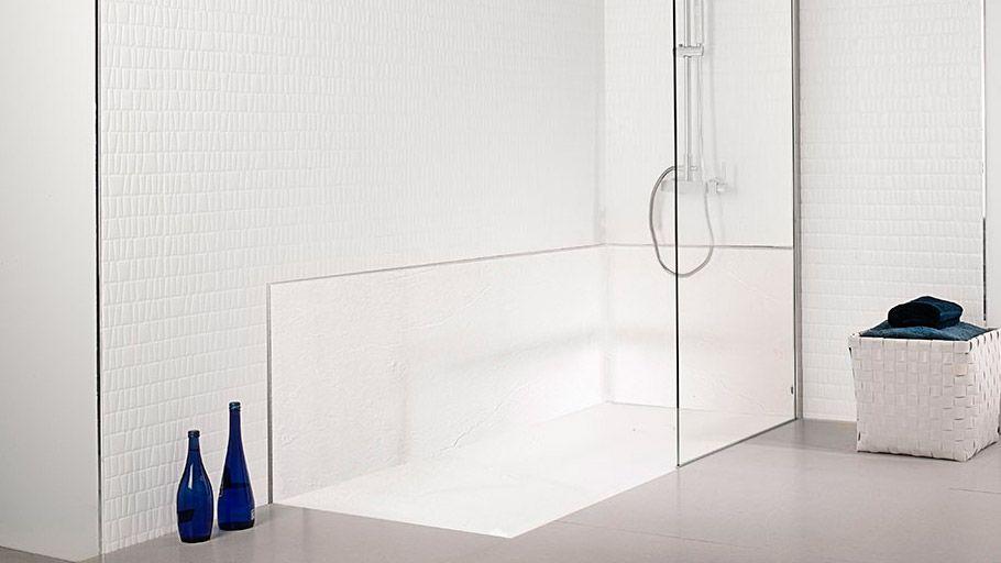 Convertir ba era en ducha plato de ducha land bathrooms - Convertir banera en ducha ...