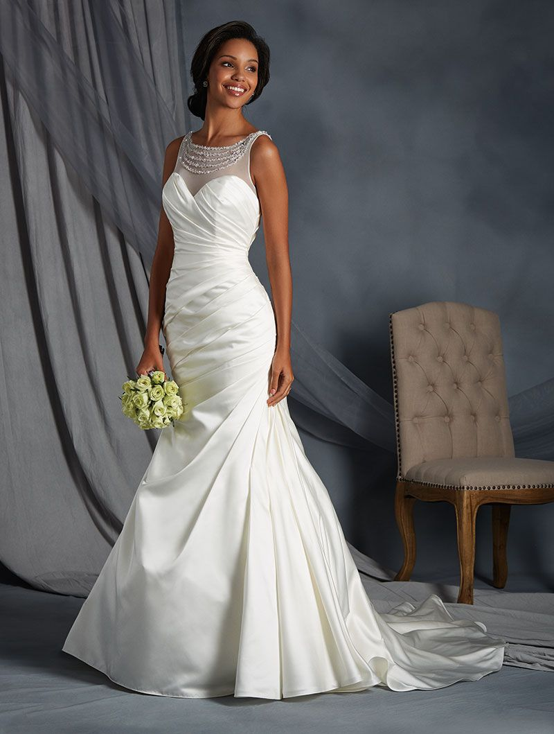 Wedding gown by alfred angelo bridal pinterest gowns weddings