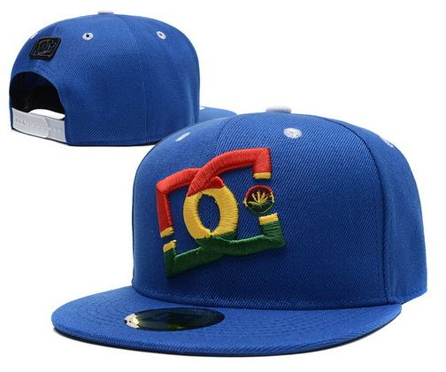 DC Snapback Hats Blue|only US$6.00 - follow me to pick up couopons.
