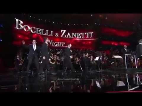 Granada Il Volo Andrea Bocelli Volo International Music