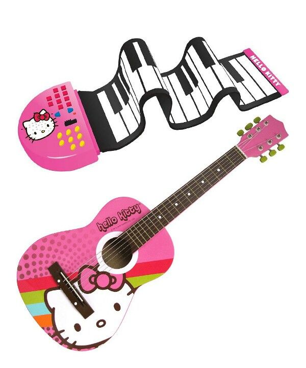 Pin By Carolyn Bridges Brown On Hello Kitty Hello Kitty Guitar Hello Kitty Rooms Hello Kitty Purse