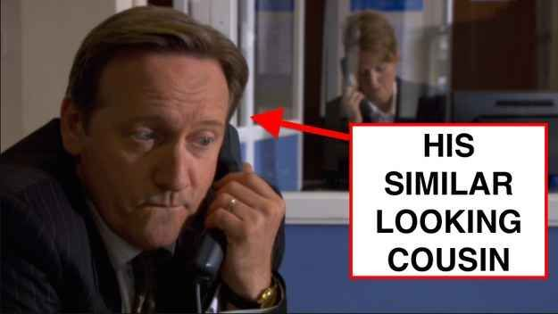 """So why have they replaced him with his cousin? 
