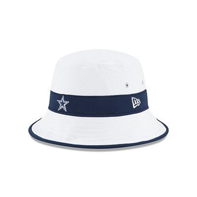 New Era Dallas Cowboys Training Camp Bucket Hat - Men  969f4d64b