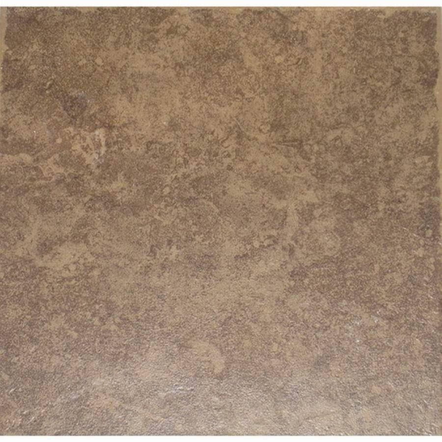 $0.98/SF Shop Style Selections 12-in x 12-in La Balantina Brown ...