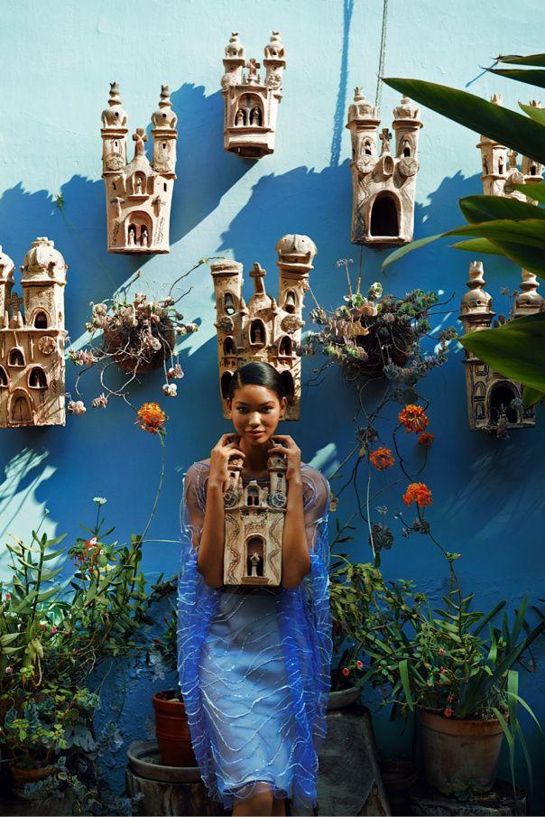 Harper's Bazaar Russia June 2014 | Chanel Iman by Alexander Neumann  [Cover+Editorial]