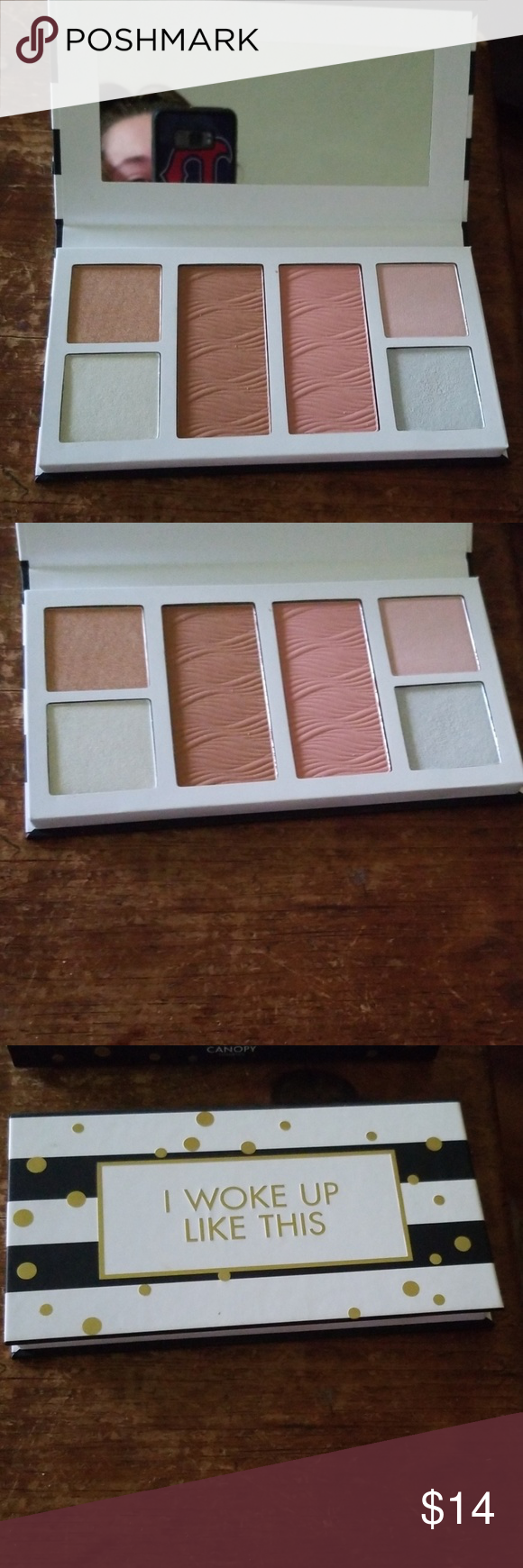 Canopy Cosmetics Full Face Palette Clothes design