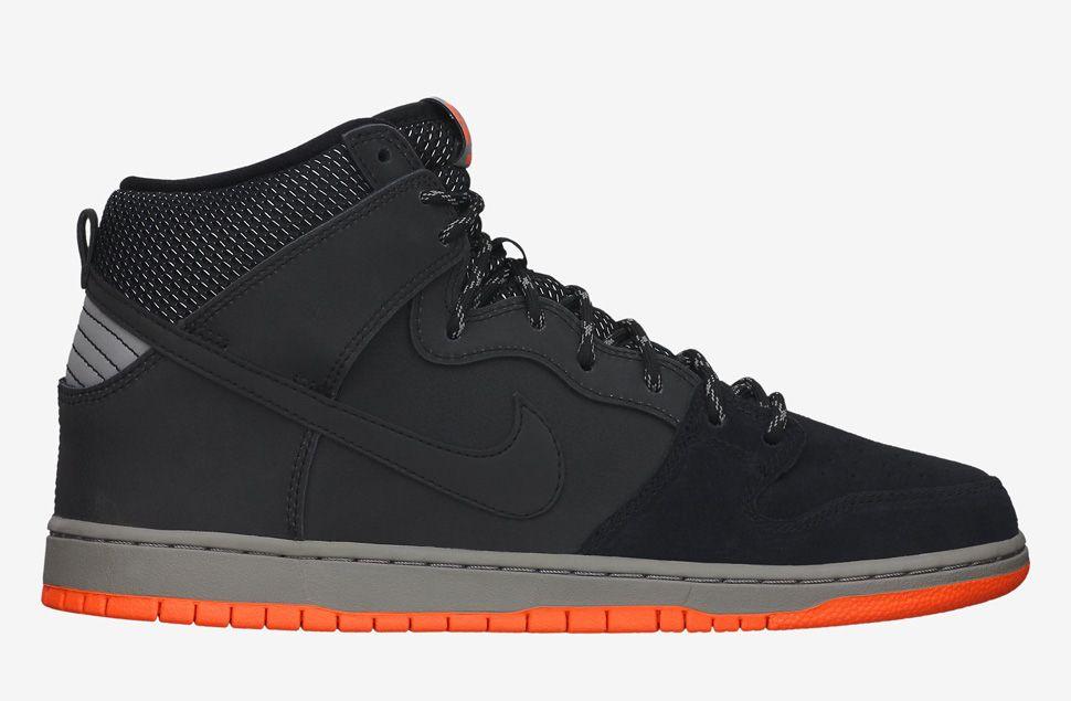wholesale dealer 2b7e1 b92ef Nike SB Dunk High Premium Flash