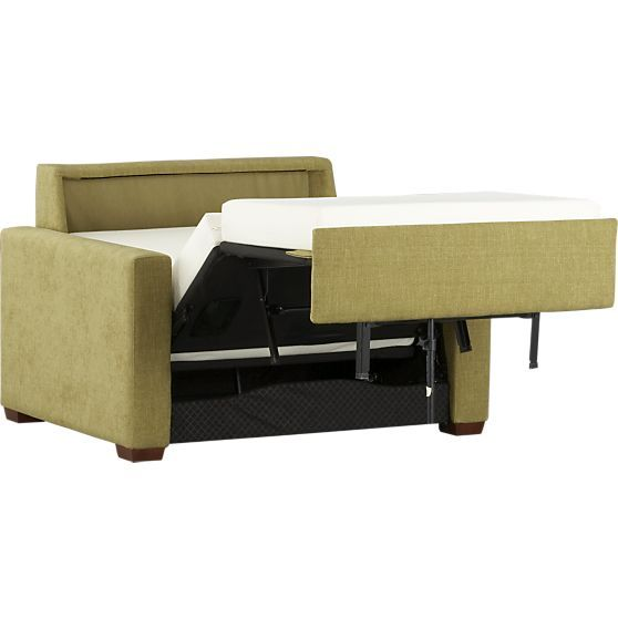 Astonishing Allerton Queen Sleeper Sofa In Sofas Crate And Barrel Caraccident5 Cool Chair Designs And Ideas Caraccident5Info