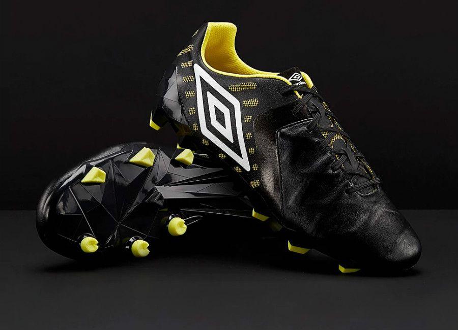 4346c2addc99e  football  soccer  futbol  footballboots Umbro Medusae II Pro FG - Black