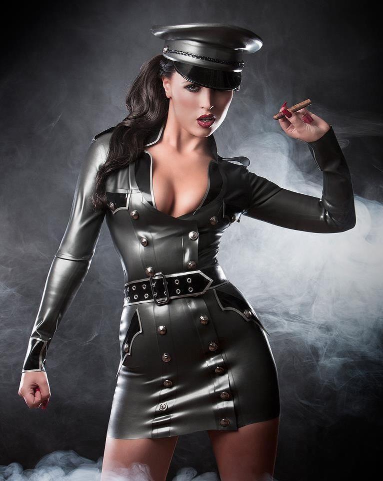 Female domination fantasies and fetishes