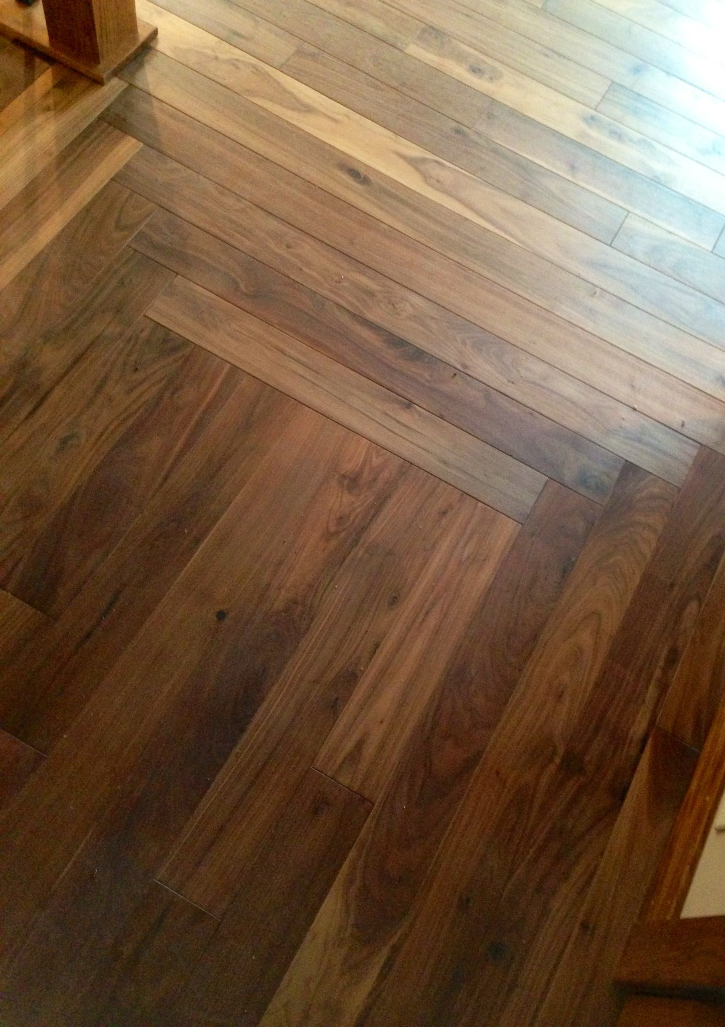 Walnut Flooring From The W D Flooring Stang Lund Collection Forde Engineered Wood Floors Hardwood Floors Floor Restoration