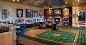 Photo of Manneshöhle mit großem Baseballteppich #Kreationsraum #Kreationsraum #Decken ….,  #Baseball…