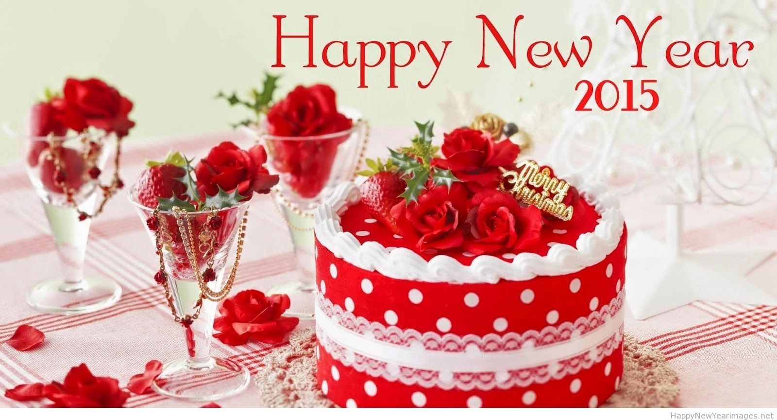 Wallpaper download new year 2015 - New Year 2015 Design Cake Hd Pictures Images