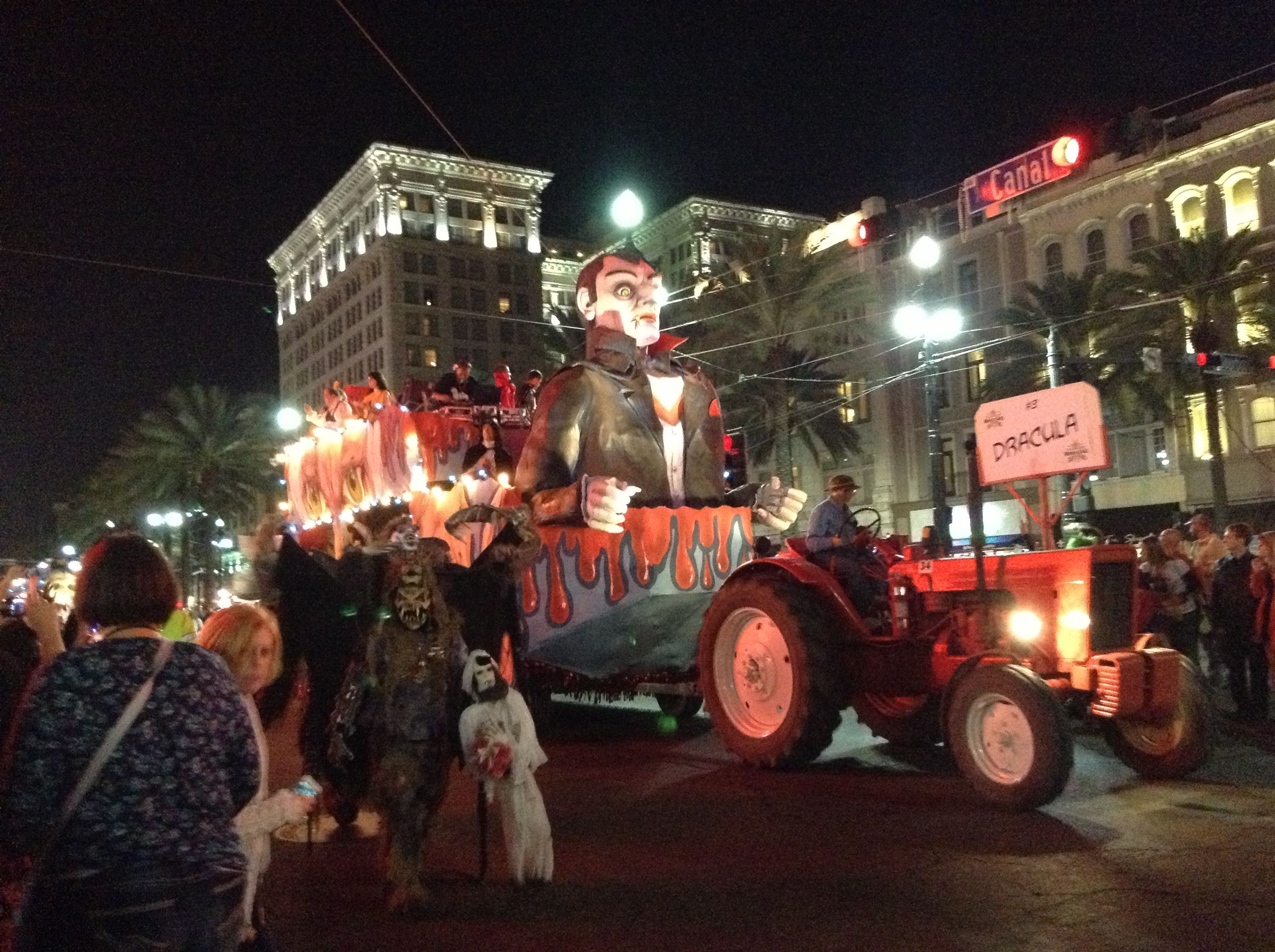 New Orleans Halloween Parade | My Walkabout | Pinterest | Wanderlust