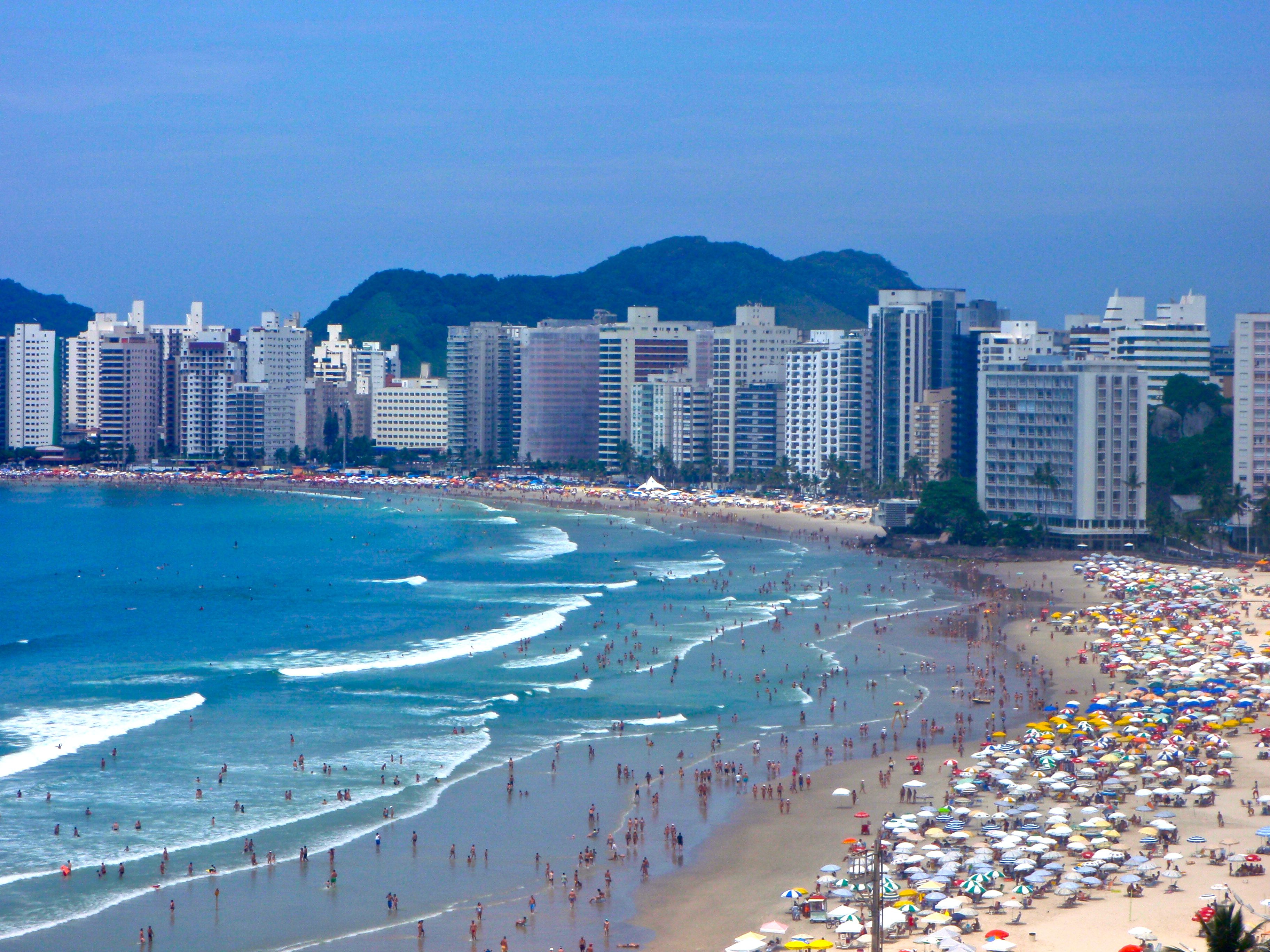 The Freedom Of Travel A Weekend Trip To Guaruja Brazil Travel Freedom Travel Weekend Trips