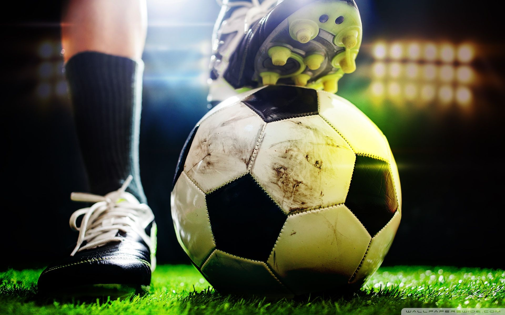 Football Hd Wespeakfootball: Soccer HD Wallpapers For Desktop K D HD Background