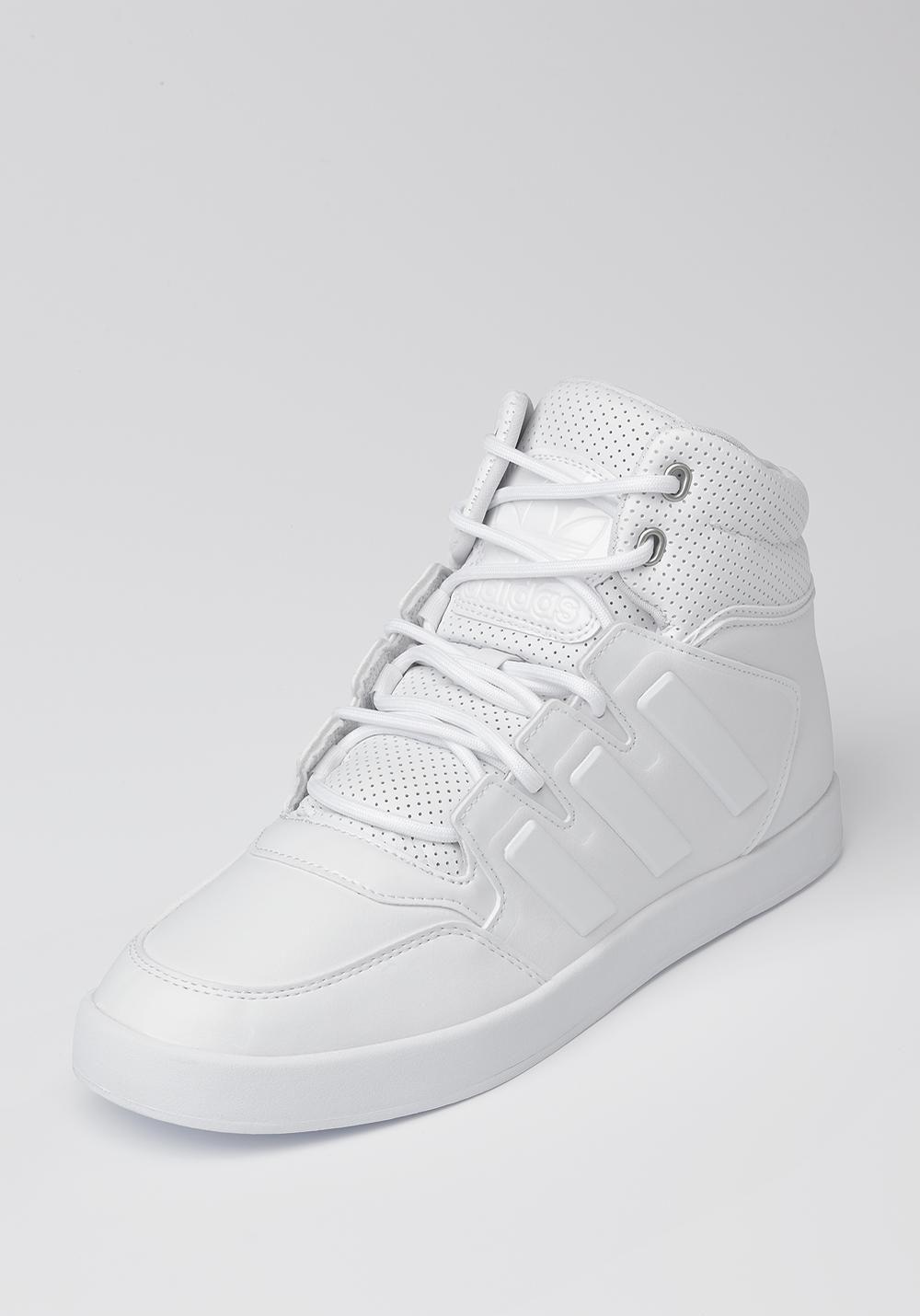 promo code b9b19 ad83d All white sneakers ADIDAS Dropstep Adidas  frontlineshop.com