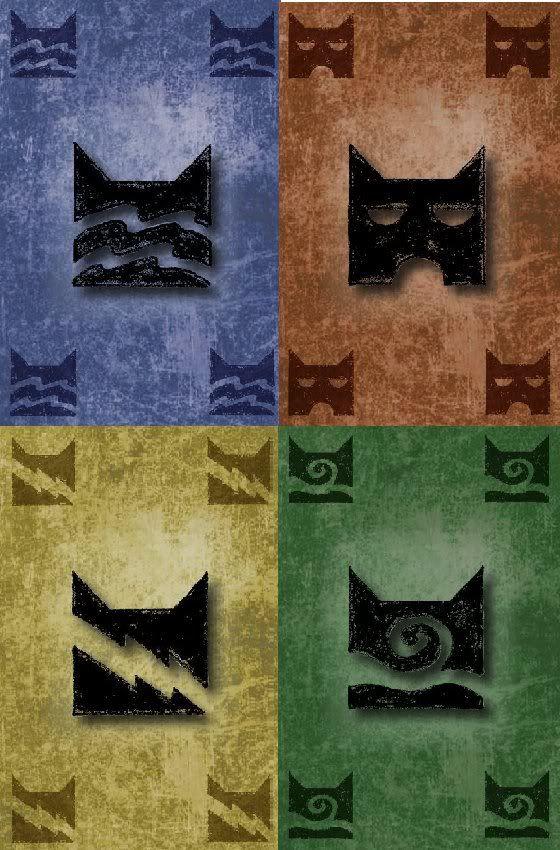 Warrior Cats Clan Symbol Maker 86014 Ramweb Warriors Pinterest