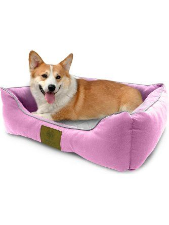 American Kennel Club Self Heating Solid Pet Bed Size 26x18x8