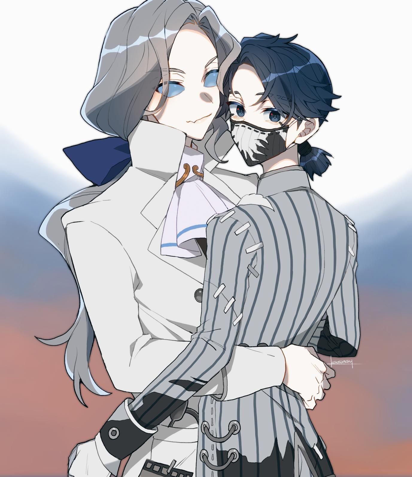 Chaoscafe(chaoscafehall)さん / Twitter Cặp đôi, Anime, Aesop