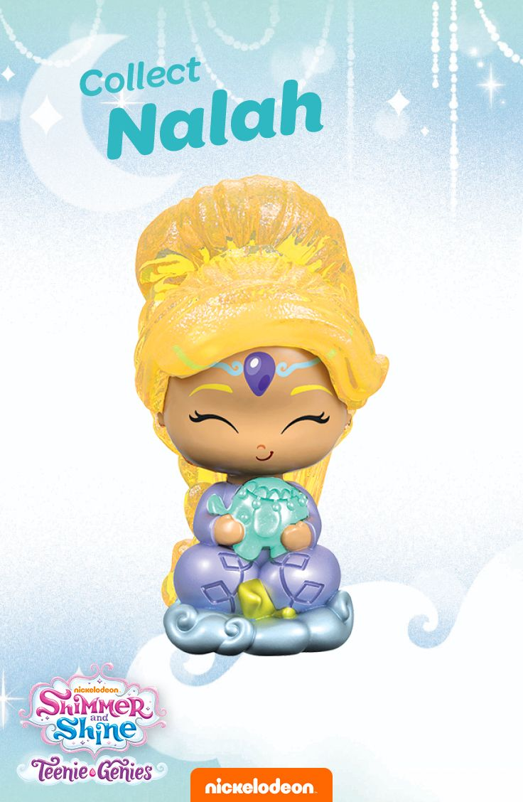 Shimmer and Shine teenie genie collectables are in stores now! Shop ...