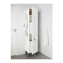 Wäscheschrank LILLÅNGEN weiß | Wohnideen | Pinterest