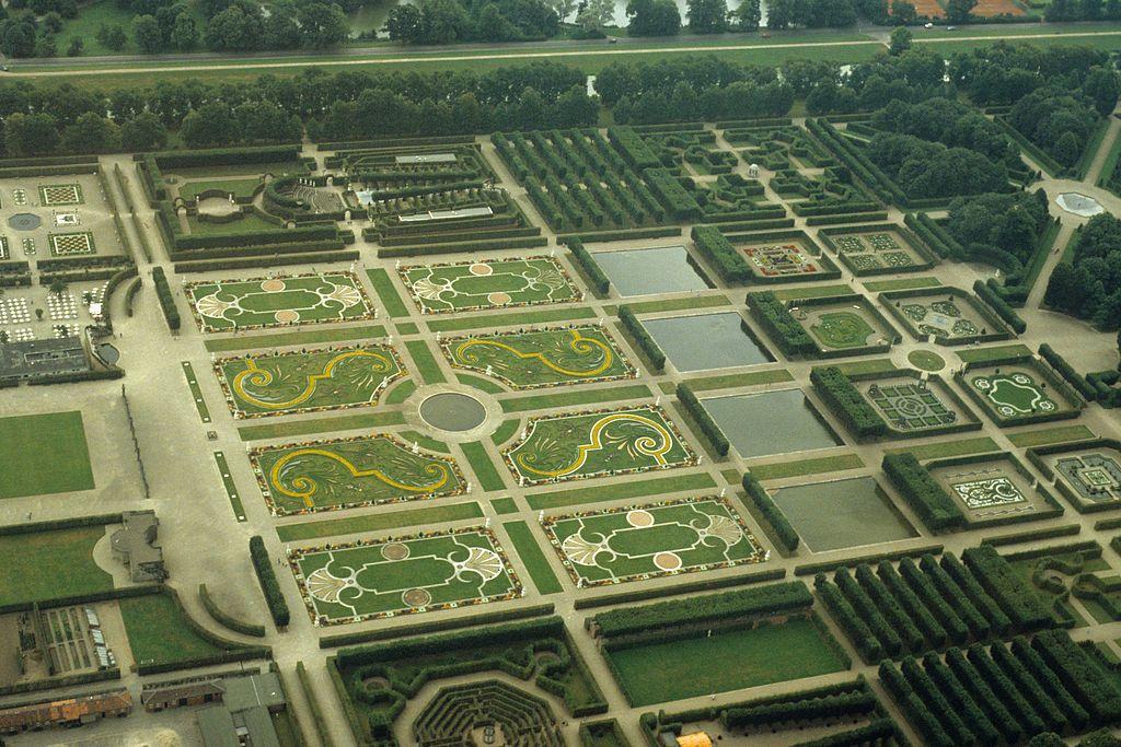 Herrenhausen Grosser Garten Garten Franzosischer Garten