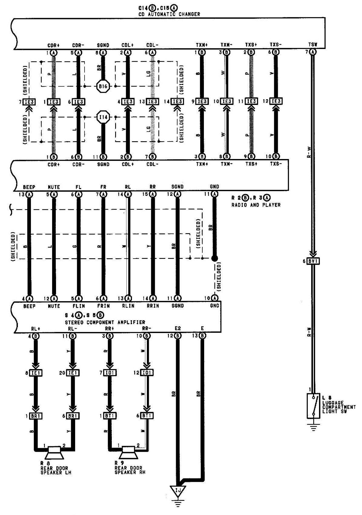 New Jbl Car Stereo Wiring Diagram #diagram #