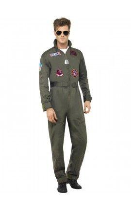 Disfraz de Top Gun deluxe Original Disfraz de Top Gun deluxe ... 53a0e35b3ffd