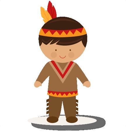 thanksgiving boy native american svg scrapbook cut file cute clipart rh pinterest com au free clipart native american symbols free native american clip art borders