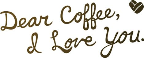 Dear coffee, I love you: love the header and the theme.. thanks swiss miss for the tip