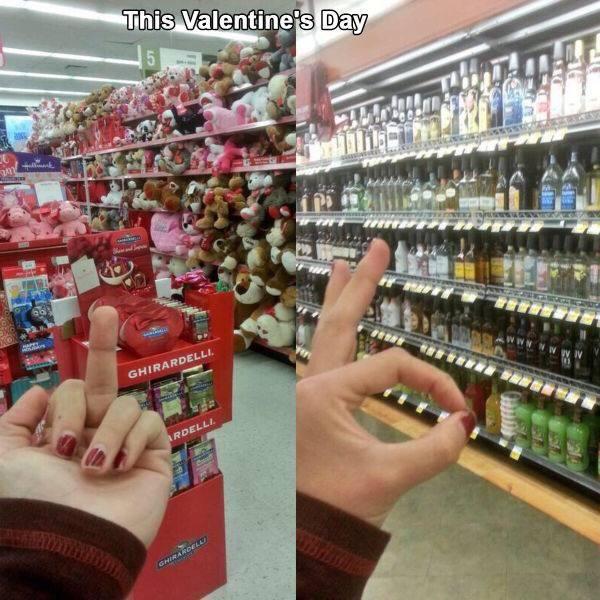 already dreading valentines day