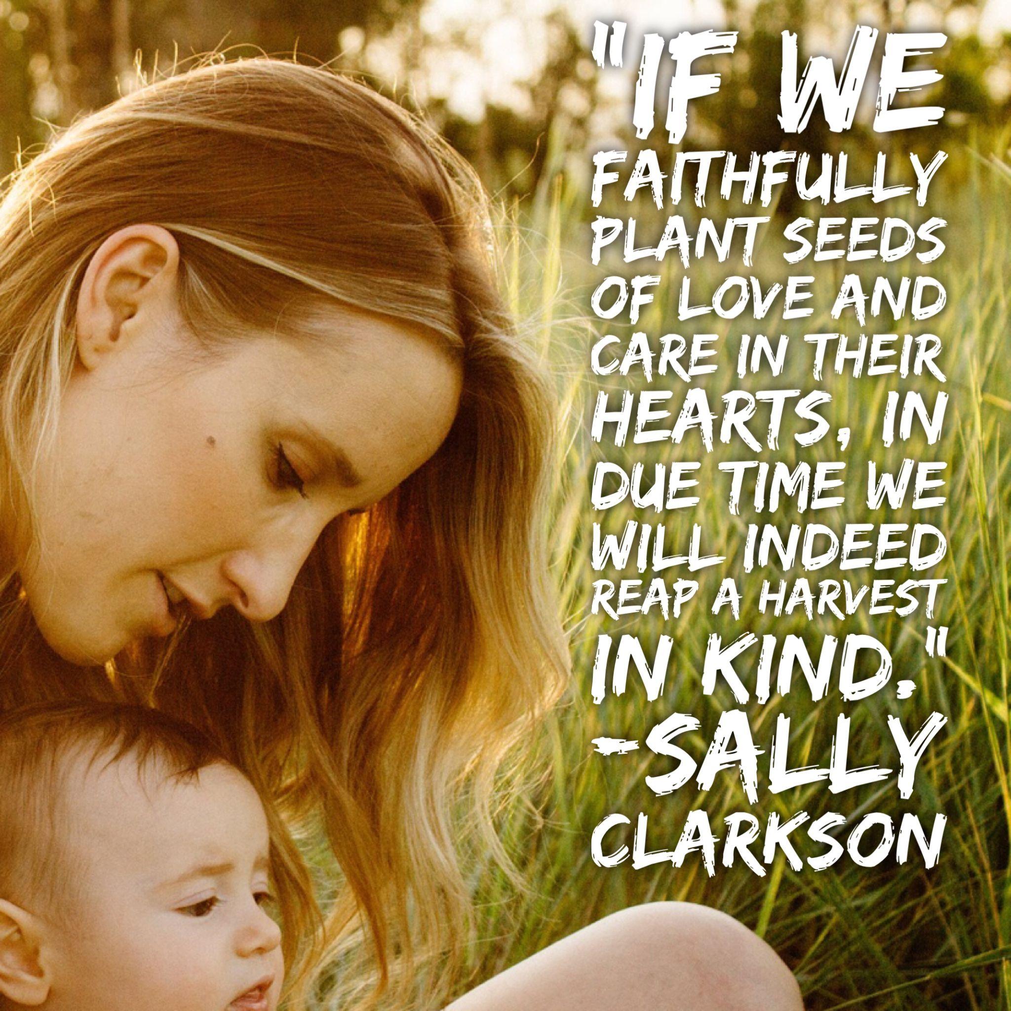 Nurture their hearts women living well kids house