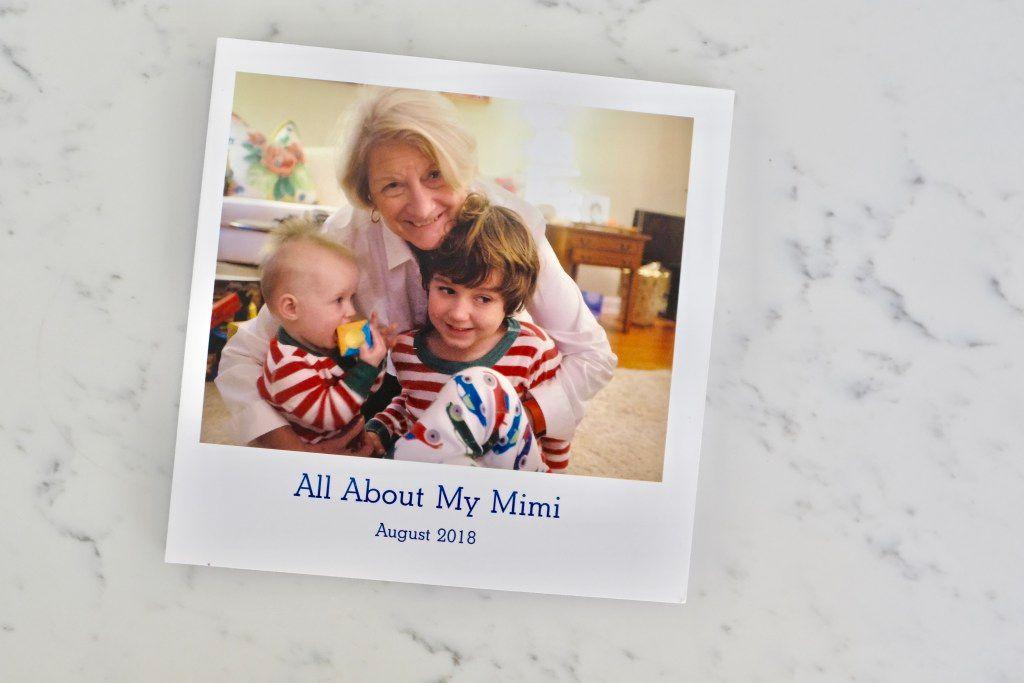 #photobook #gift #grandma #kids #photos Photo: @hattongravely