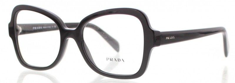 Lunette de vue PRADA PR-25SV 1AB1O1 femme - prix 175€ - KelOptic fefa64f74216