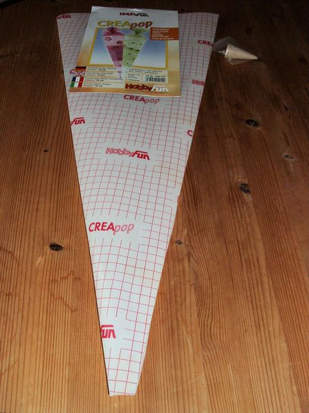 creapop schult ten rohling aus creapop folie ca 70 cm. Black Bedroom Furniture Sets. Home Design Ideas