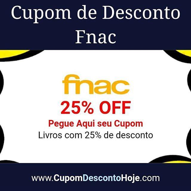 ff52f79057b Cupom de Desconto 25% OFF Fnac Livros com 25% de desconto https ...