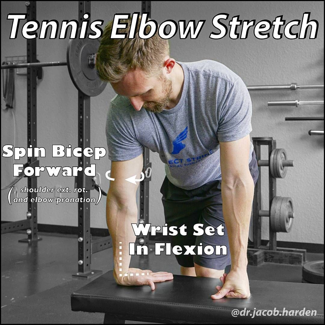 4 495 Likes 328 Comments Dr Jacob Harden Dr Jacob Harden On Instagram Get Some Relief From Ten Tennis Elbow Exercises Tennis Elbow Tennis Elbow Relief