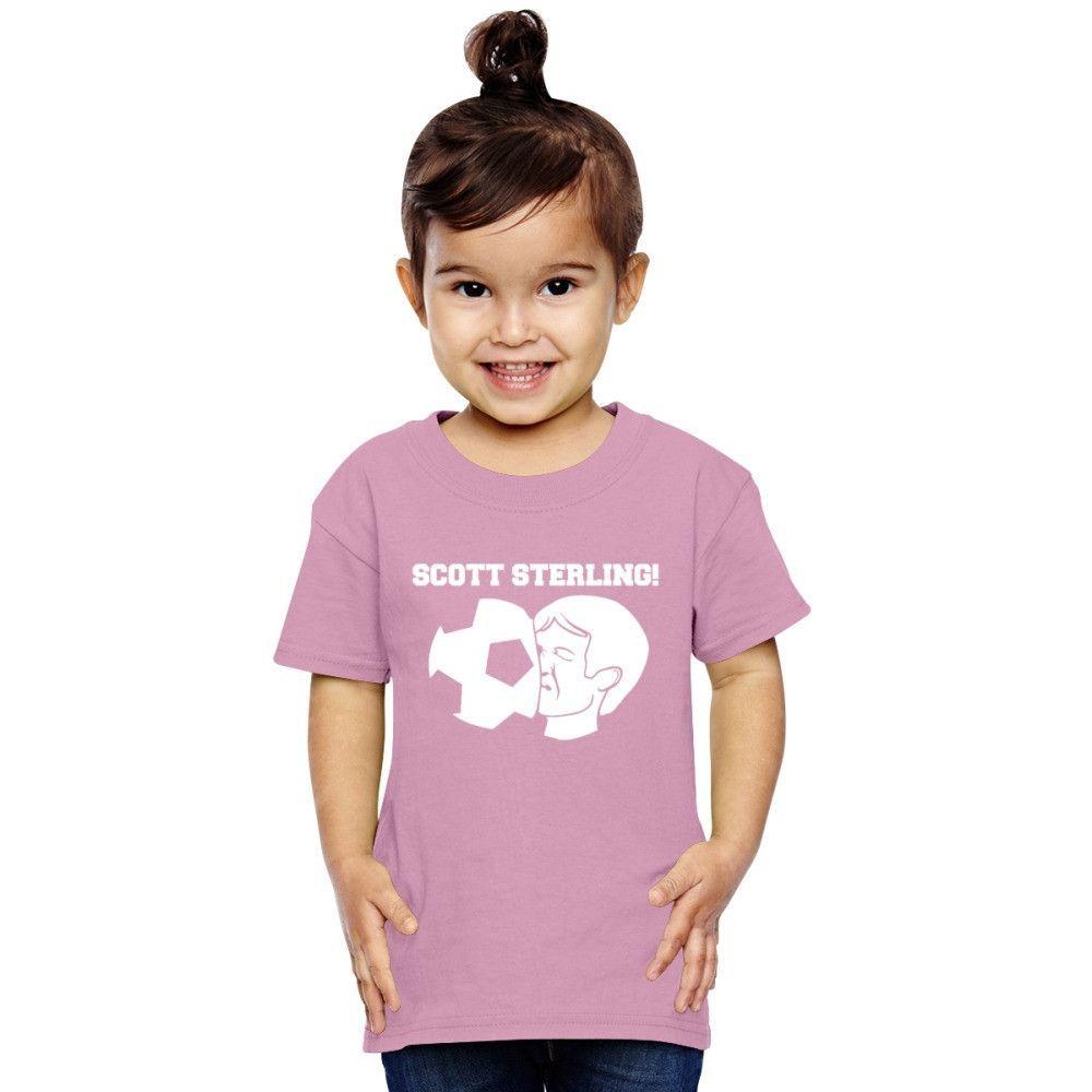 Scott Sterling Toddler T-shirt