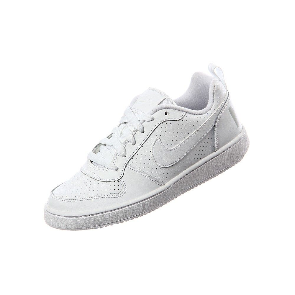 buy popular e81a6 de780 Para la escuela o para salir de paso, los tenis Court Borough GS de Nike