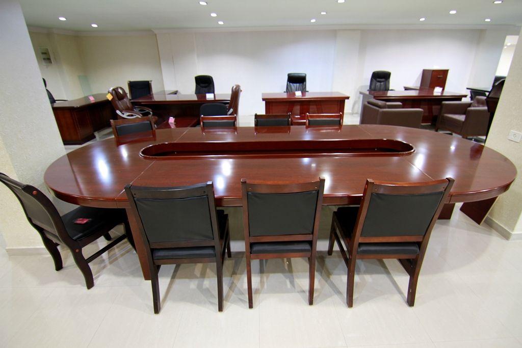 معارض اثاث مكتبي Http Goo Gl G0o1zh Furniture Home Decor Conference Room Table