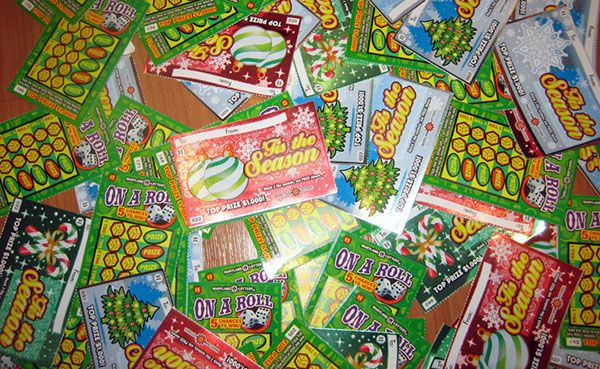How much do you spend on lottery tickets every year