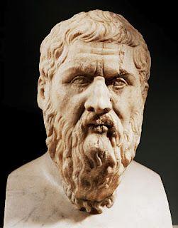 Plato (427-347 BCE) Ancient Greek philosopher, student of Socrates and teacher of Aristotle.
