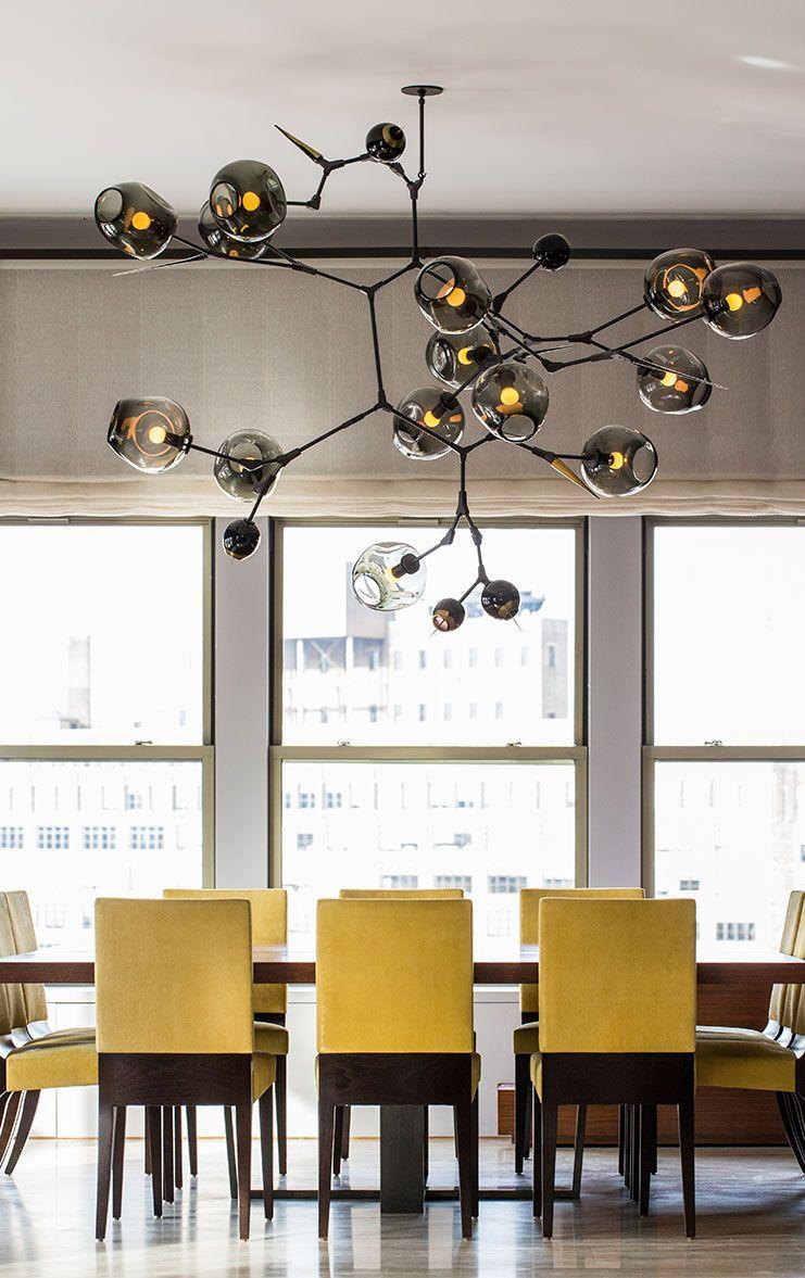 color of the month yellow lighting dining room lighting rh pinterest com
