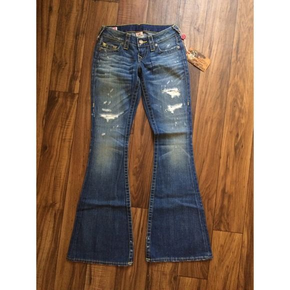 Nwt True Religion vintage collection jeans Carrie style. 100% authentic. Very rare and coveted. True Religion Jeans