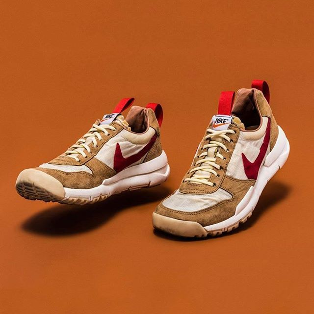 5c6211e27fd Nike Craft has the Mars Yard 2.0 counting down to Sunday 10am EST   sneakerfreaker  snkrfrkr  nike  nikecraft  marsyard  tomsachs via SNEAKER  FREAKER ...