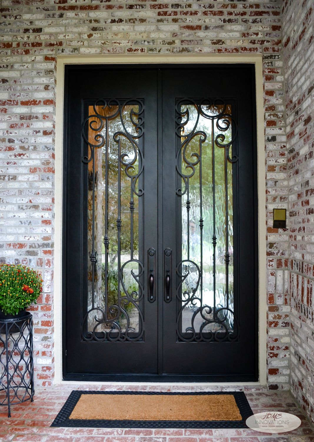 Front Door Remodel By Home Innovations