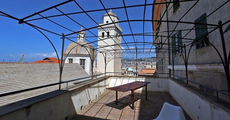 Offerte lavoro Genova Terrazze wi-fi area relax nel terzo chiostro ...